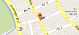 View a map to our Stamford Office